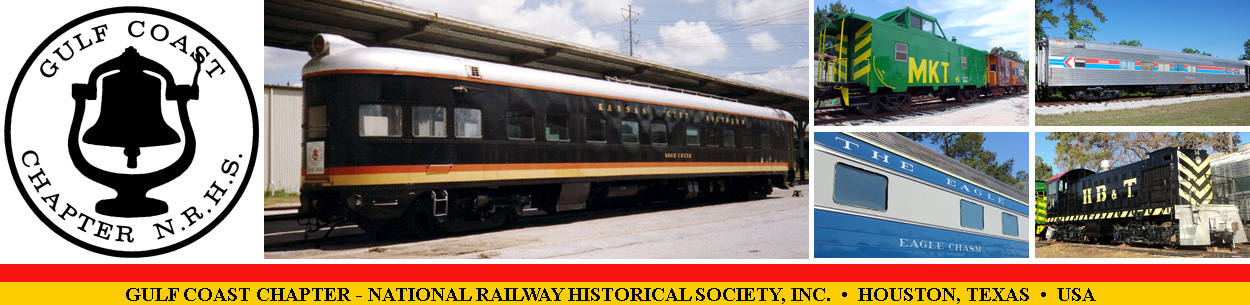 Gulf Coast Chapter - National Railway Historical Society, Inc.